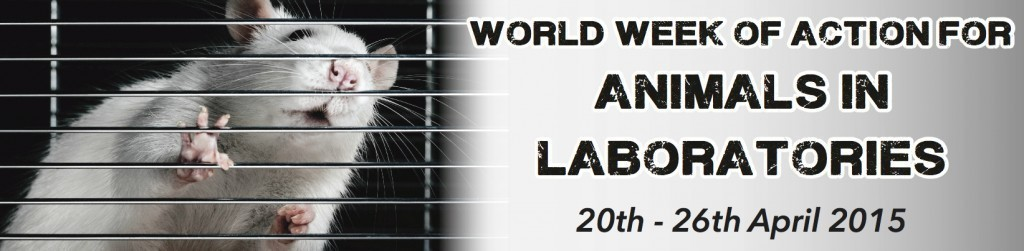 World Week of Action for Animals in Laboratories